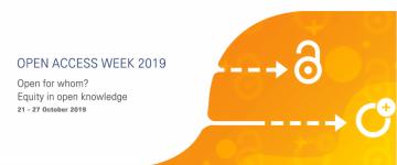 open access week 2019 3