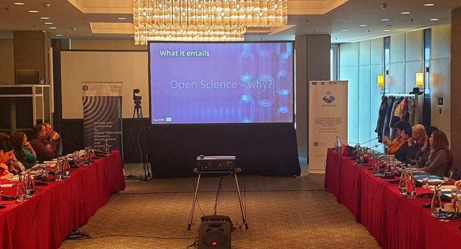 open science workshop 1