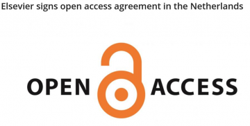 Stire 20 Mai 2020 Elsevier OA Nederlands