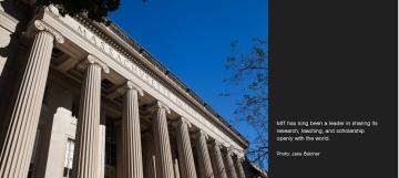 Stire 12 Iunie 2020 MIT OA Elsevier