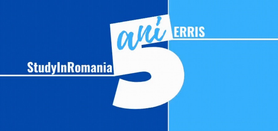 5 ANI ERRIS SI STUDY IN ROMANIA