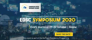 Stire 20 iulie 2020 EOSC Symposium