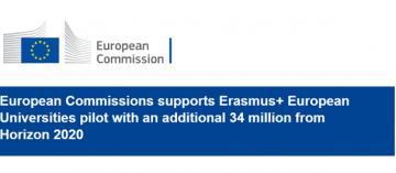 Stire 27 iulie 2020 EC si Erasmus