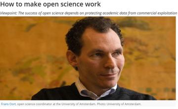 Stire 29 iulie 2020 Open Science work