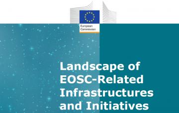 Stire 16 Septembrie 2020 Landscape of EOSC