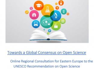 Stire 17 Septembrie 2020 UNESCO online consultations