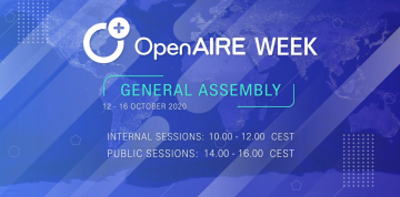 Stire 21 Septembrie 2020 OpenAire week