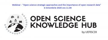 Stire 28 Septembrie 2020 Webinar OSKH 6 oct
