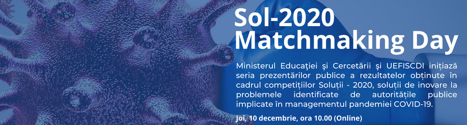 Sol 2020 Matchmaking Day banner 950