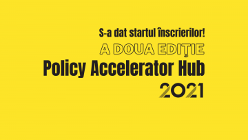 Policy Accelerator Hub 2021  1