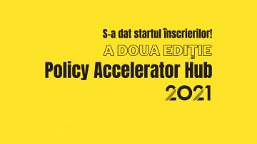 Policy Accelerator Hub 2021  1