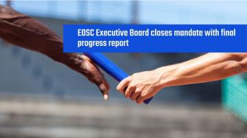 Stire 25 Ianuarie 2021 EOSC EB final report