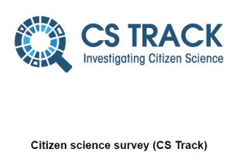 Stire 22 feb 2021 Citizen Science Survey