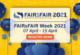Stire 5 Aprilie 2021 FAIRsFAIRWeek