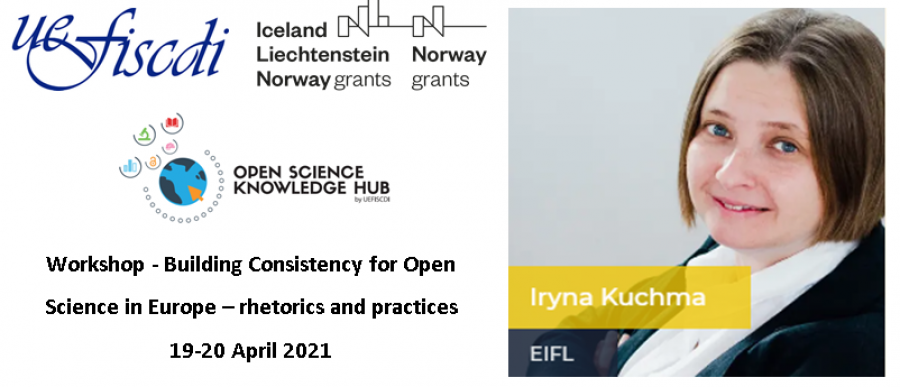 Stire 14 Aprilie 2021 Workshop Ro Iryna Kuchma