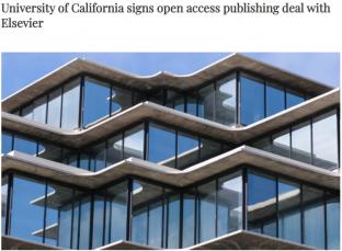 Stire 22 Aprilie 2021 Univ of California Elsevier