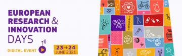 Stire 27 Mai 2021 Inregistrare European Research Innovation Days