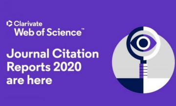 Journal Citation Reports JCR 2020