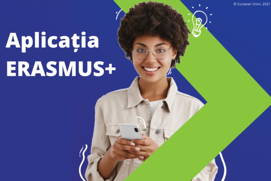 Stire 22 Septembrie 2021 Aplicatie Erasmus