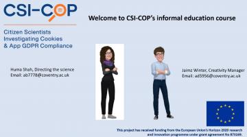 Stire 26 Octombrie 2021 curs CSICOP